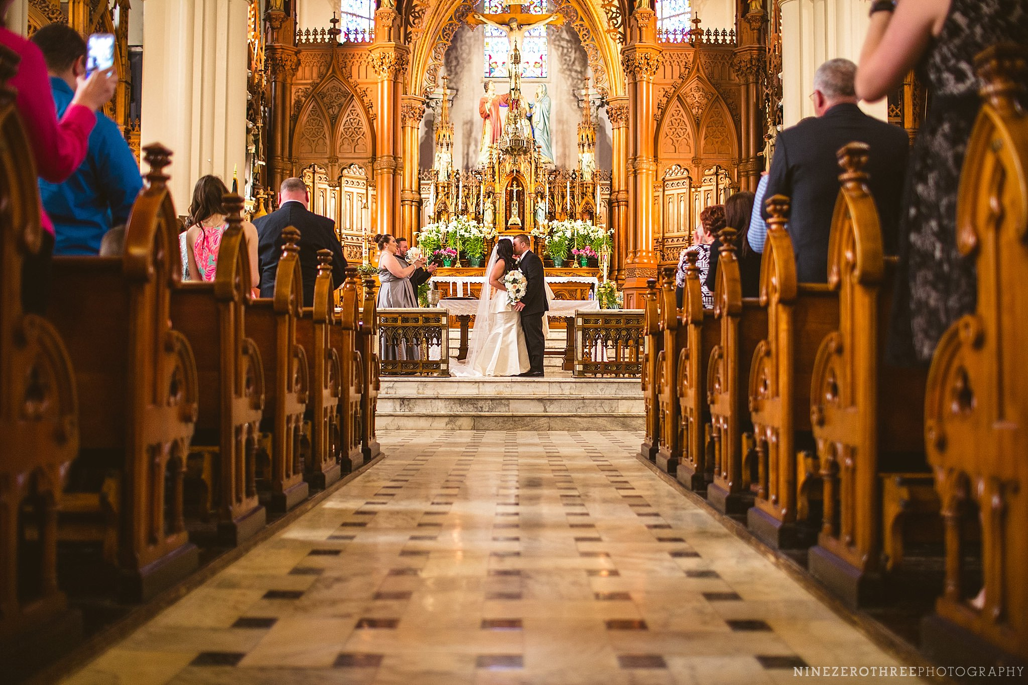 Downtown Cleveland Wedding Pictures 68
