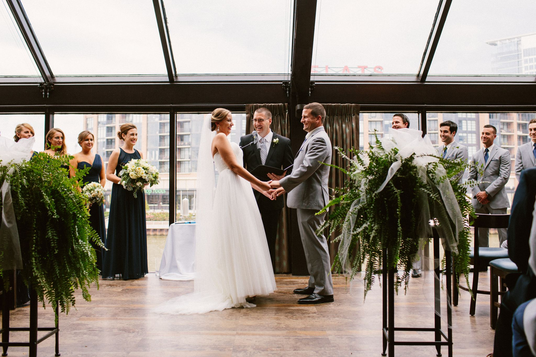 Downtown Cleveland Wedding Pictures 55